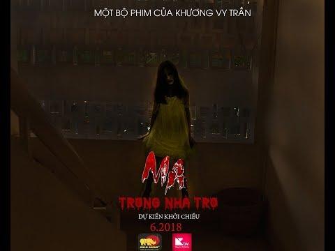 MA TRONG NHÀ TRỌ - Phim ngắn đáng sợ nhất năm 2018