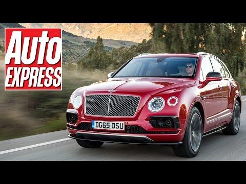 New Bentley Bentayga SUV review