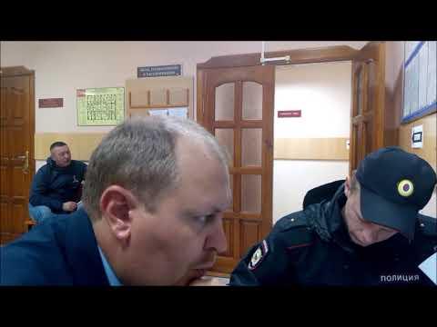 Федеральный судья незаконно  запретил видео съёмку открытого процесса ч  3 юрист Вадим Видякин