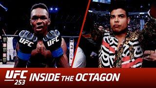 UFC 253: Inside the Octagon - Adesanya vs Costa