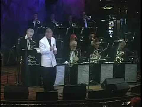 FLY ME TO THE MOON Frank Sinatra  W/GARY SUGAL BIG BAND