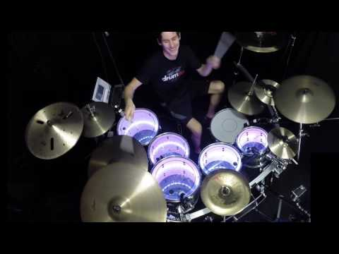 Sweet Child O' Mine - Drum Cover - Guns N' Roses (Mobile Version)