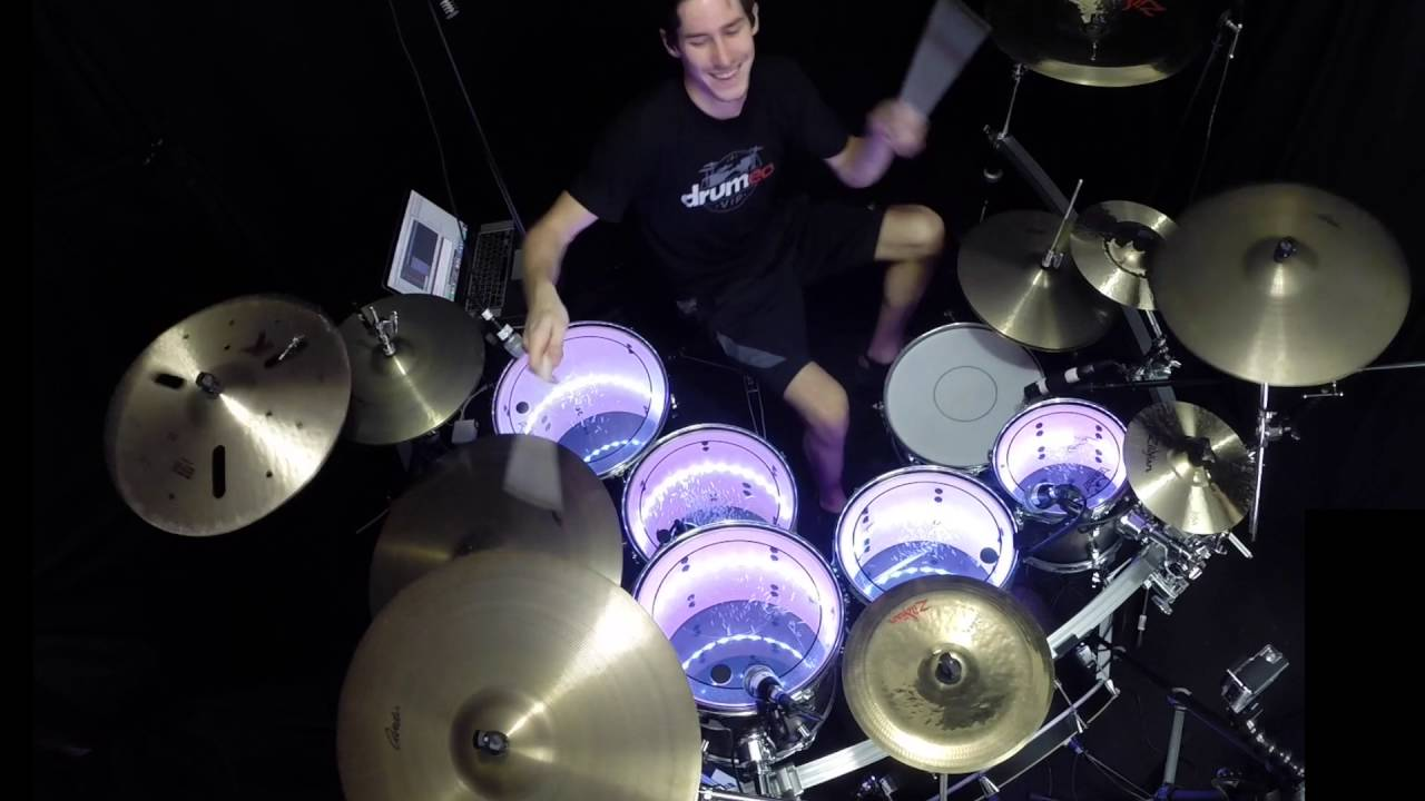 Download Sweet Child O' Mine - Drum Cover - Guns N' Roses