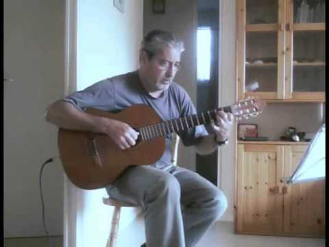 The Godfather Theme - for solo acoustic guitar