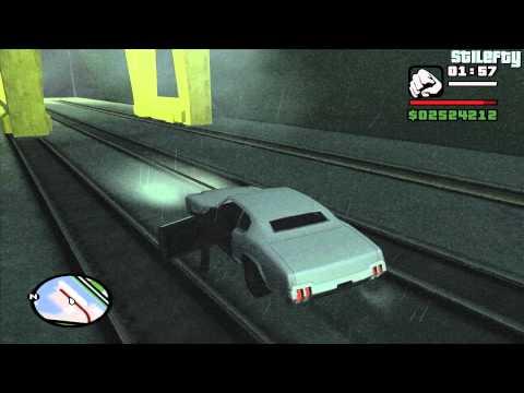 GTA San Andreas - Import/Export Vehicle #17 - Sabre