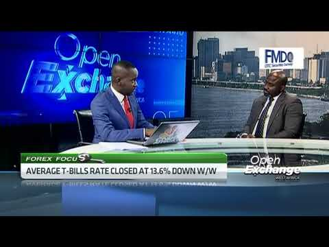 Nigeria's forex reserves rise further