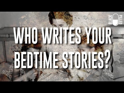 Who Writes your Bedtime Stories?