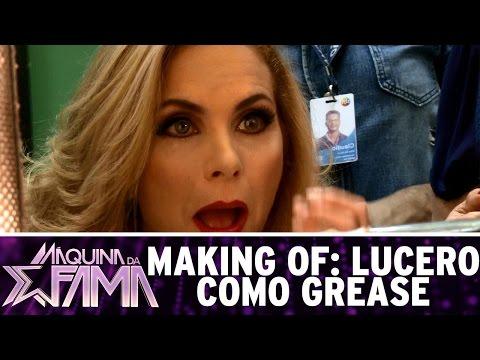 Making Of: Veja como foi a transformação de Lucero no Máquina da Fama
