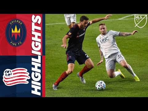 Chicago New England Goals And Highlights