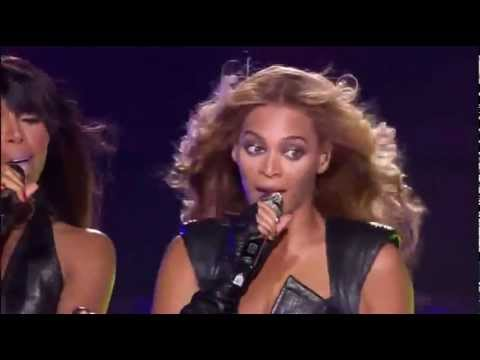 Beyoncé & Destinys Child Bootylicious, Independent Women Part I, Single Ladies Super Bowl 2013