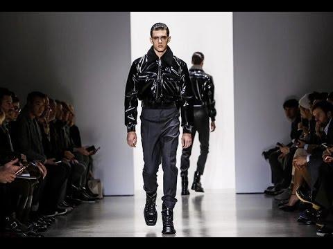 Calvin Klein 2015-16 collezione uomo: 50 sfumature di grigio