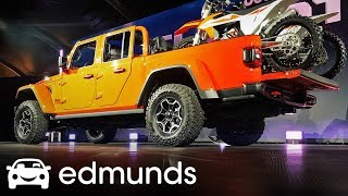 2020 Jeep Gladiator: The Jeep Wrangler Pickup You've Always Wanted | Edmunds