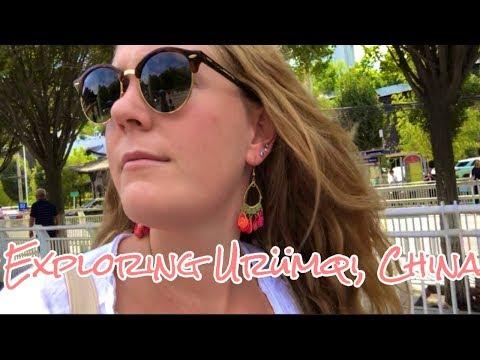 EXPLORING URUMQI - Shuimogou Park, China Travel Vlog