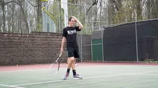 LMH Spring Sports Boys Tennis