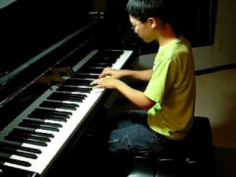 Kabalevsky Variations in D major Op.40 no.1