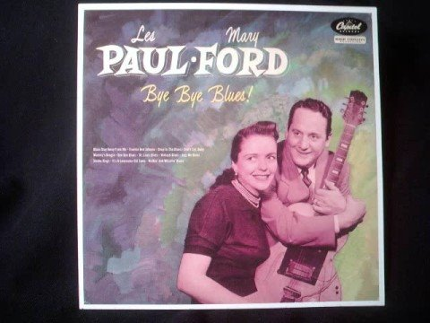 LES PAUL & MARY FORD / SMOKE RINGS