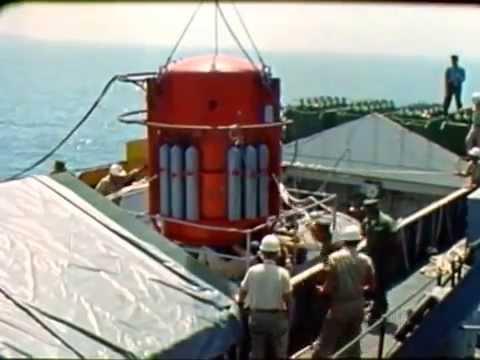 SEALAB II - 1965