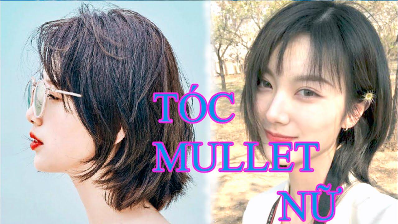 Tóc Mullet nữ đẹp hot hè | The most beautiful Mullet hairstyles for women of the year | Tổng quát các nội dung liên quan đến các kiểu đuôi tóc nữ chi tiết