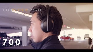 Bose ACTIVE NOISE CANCELLING 700 Headphones - REVIEW