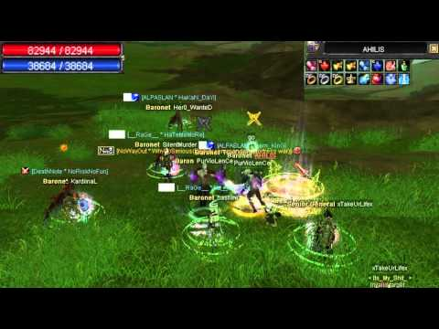 Silkroad - 117 Rogue / Warlock FF [PurVioLenCe vs. AHILIS]