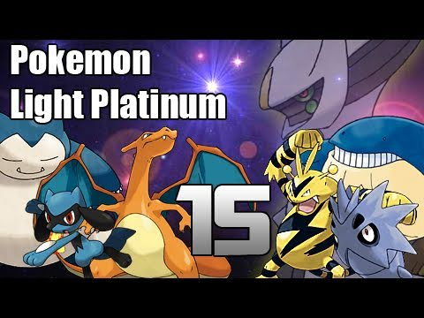 Pokémon Light Platinum - Episode 15