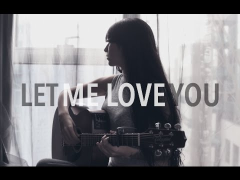 Justin Bieber - Let Me Love You | Acoustic by Bely Basarte
