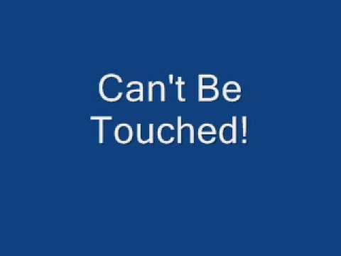Can't Be Touched-Roy Jones Jr. LYRICS