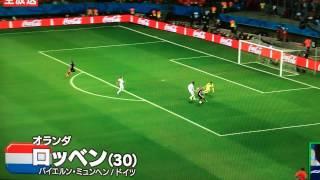 【サッカー】FIFAワールフドカップ☆ブラジル大会☆予選前半ダイジェスト!