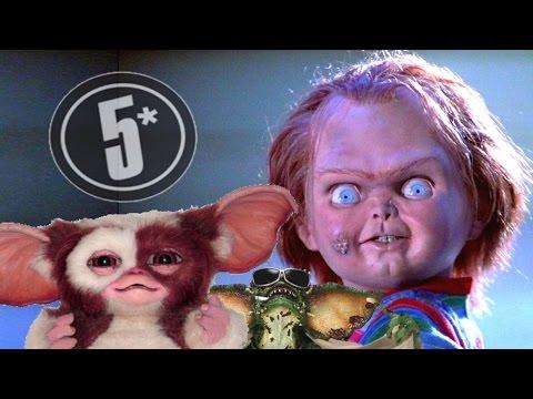 Trilogia de canal 5 Gremlins y Chucky Inverno del 2000