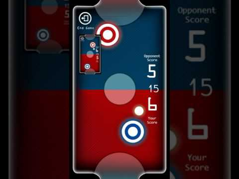 Air Hockey Online Multiplayer 2.0 Trailer