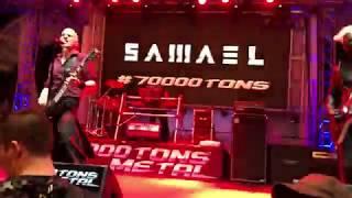 Samael - Full Set Open Air Stage (70K Tons of Metal 2018)