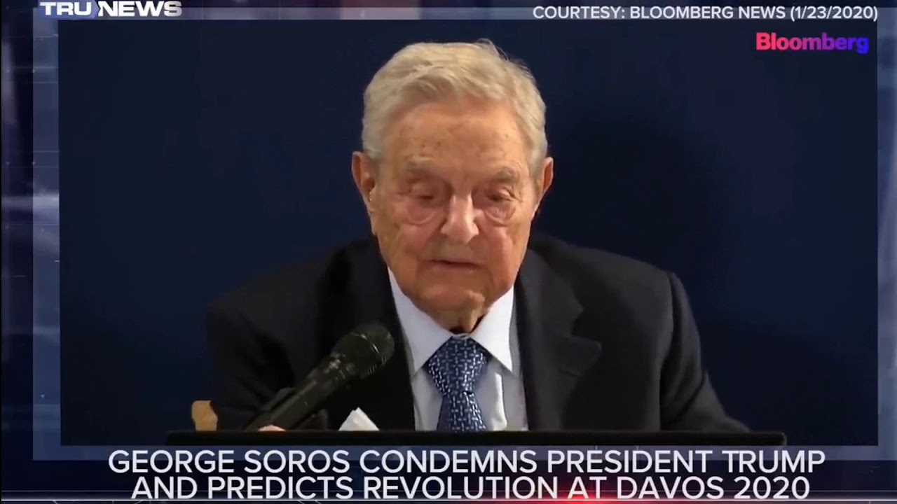 Soros threatens Justice Roberts Surprise during Impeachment