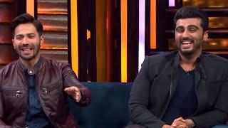 Yaaron Ki Baraat - Varun Dhawan , Arjun Kapoor - Hindi Zee Tv Serial Talk Show Webisode 5