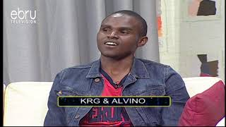 Alvindo, KRG The Don, Masauti & Kzee On Chipukeezy Show (Full Eps)