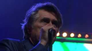 "BRYAN FERRY BRIGHTON DOME 2013 ""SIGN OF THE TIMES"""