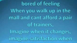 Tinie Tempah ft Ellie Goulding - Wonderman W/Lyrics