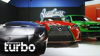 Los 4 diseños más originales | West Coast Customs | Discovery Turbo