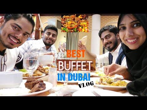 Best Buffet in Dubai || Vlog||