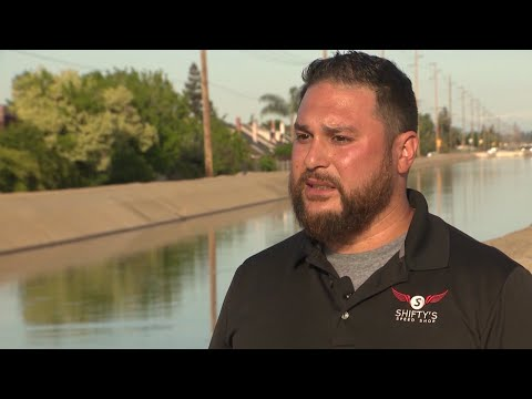 Nard - Good News: Heroic Strangers Pull Driver From Car In Canal