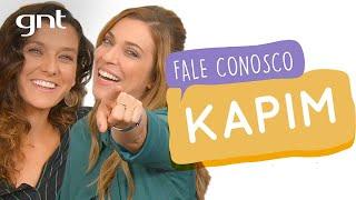Cozinha Colorida da Kapim | #29 | Fale Conosco | Júlia Rabello