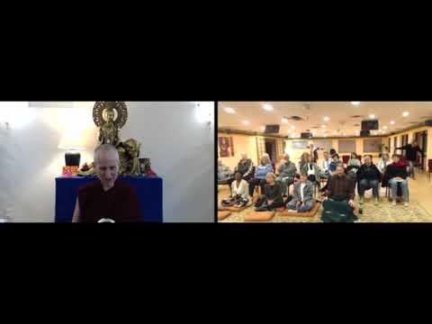 Lojong: Taking and Giving Webinar with Jewel Heart Center 10-12-17