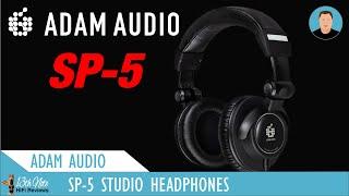 Adam Audio Studio Pro SP-5 Film (incorporating my production values)
