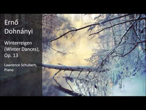 Erno Dohnányi - Winterreigen (Winter Dances), Op. 13