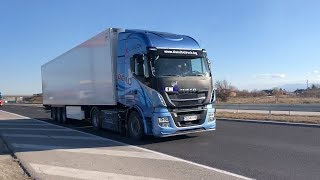 Drive Test Iveco Stralis NP 460