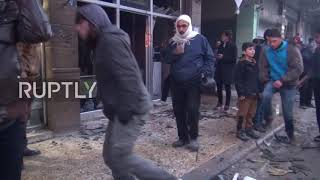 Syria: Dozens injured and 2 reported dead after car bomb rocks city in al-Bab