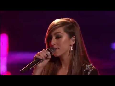 Christina Grimmie  'Apologize' The Voice Highlight