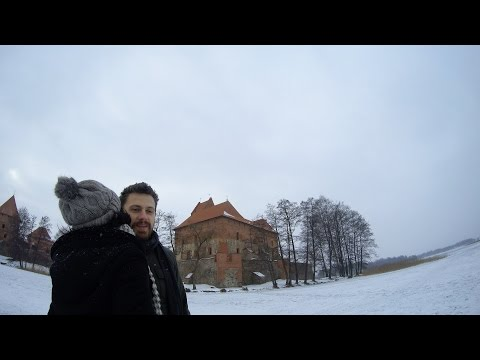 Lithuania GoPro Travel