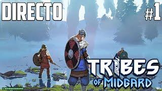 Vídeo Tribes of Midgard
