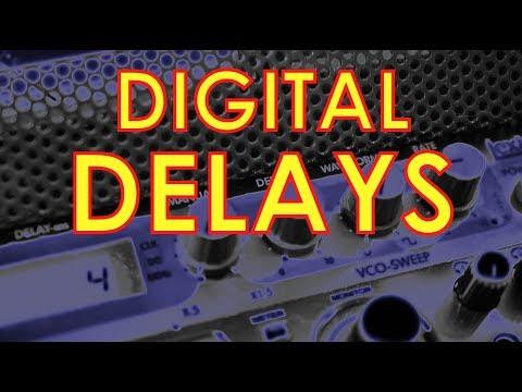 Digital Delays - Music Production