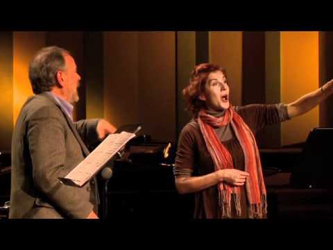 Voice and Chamber music workshop with Helmut Deutsch